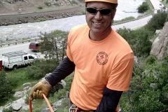Rope Training Falls Gulch 06-07-14 001