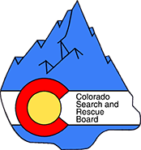 Colorado Search and Rescue Board Logo